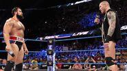 Rusev Orton segament