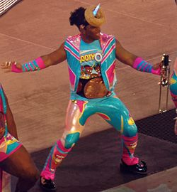 WWE Tag Team Champion Xavier Woods