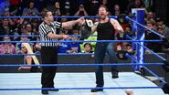 Dean Ambrose retaining