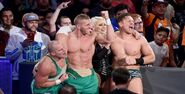 Spirit-Squad and Miz