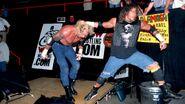 Raven DDP at WCW-Stampede