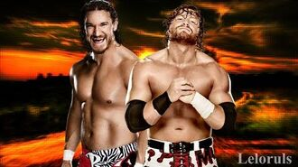 """WWE NXT """"Action Packed""""- Blake & Murphy 1st Theme Song"""