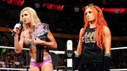 Charlotte and Becky Raw