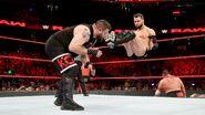 Balor push-kick Kevin-Owens