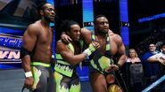 New Day as Tag Team Championship