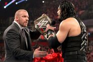 Triple H Roman