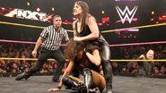 Nikki Cross grappling