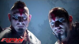 The Ascension is coming Raw, December 22, 2014
