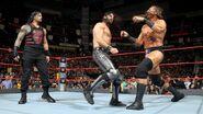 Seth Roman Cass at Raw