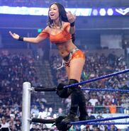 GailKim Rouses WWEUniverse
