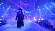Undertaker at WrestleMania 32
