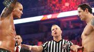Wade face-to-face at Randy-Orton
