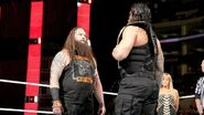 Bray face-to-face against Roman-Reigns