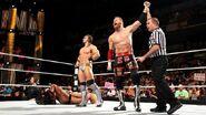 Sami Neville defeating Tyler Breeze
