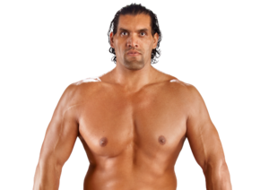 The Great Khali pro