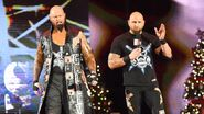 Luke Gallows and Karl Anderson on Raw
