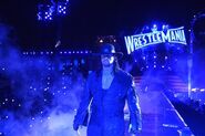 Undertaker at WrestleMania 33