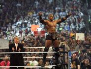 Bobby Lashley WrestleMania23