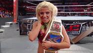 Alexa-Bliss as Womens Champion at TLC