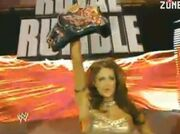 New Divas Champ Eve
