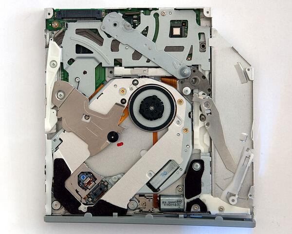 File:749px-Panasonic UJ-845-C Optical Drive Internals.jpg
