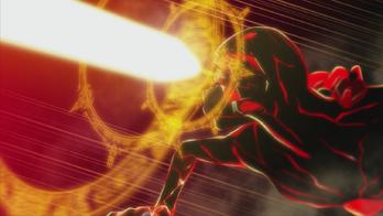 Kyoji's Laser Bomb