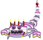 Scorpion Cake (2018)