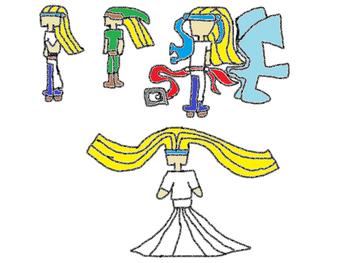 Okami Yuki's Separate Forms