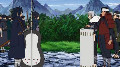 Gekko Clan meets Senju Clan