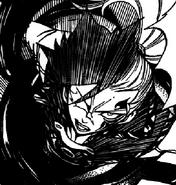 Future Paul Gekko in Manga