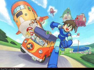 Megaman Legends full 200617