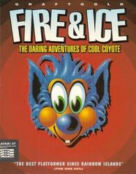 Fire and Ice cover art (Atari ST)