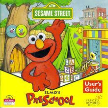 Elmo's preschool original version