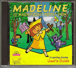 Madeline and the Magnificent Puppet Show, A Learning Journey-1-