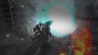 New Godzilla Game Revealed as PS3 Exclusive
