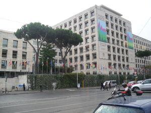 FAO HQ Rome