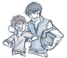 Broderick and bram