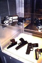 Firearms X-Files Expo Guns