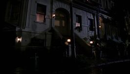 Monica Reyes' apartment building