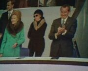 Richard Nixon with jinniyah