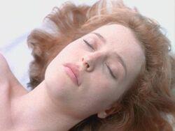 Scully flashback