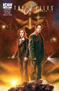 Season 10 Believers Part 5 Cover