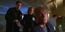 X-Files Millennium-episode portal 001