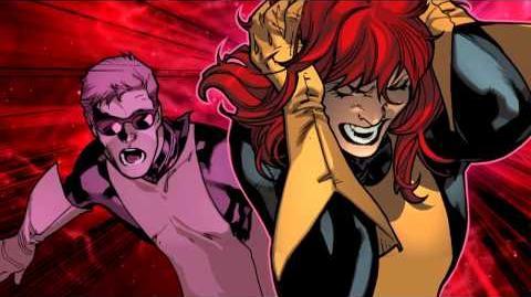 All-New X-Men 15 Cover Recap - Marvel AR
