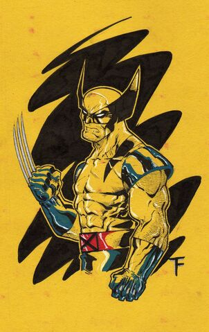 File:Wolverine in yellow by kid destructo-d30d2d0.jpg
