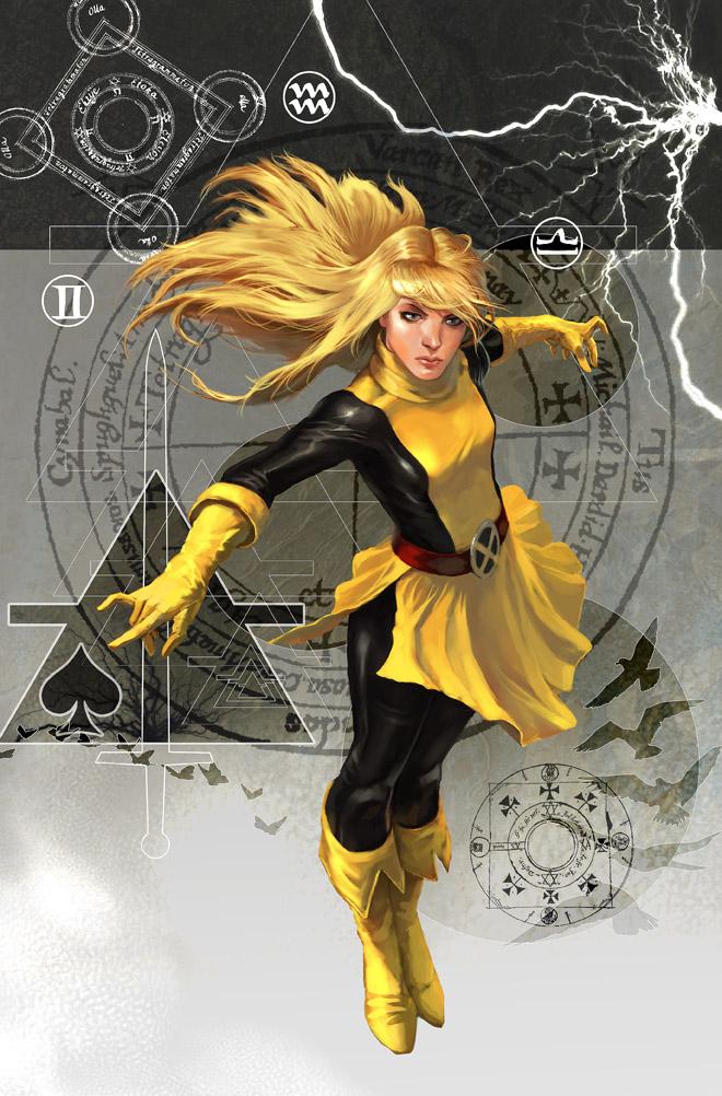 Magik   X-Men Wiki   Fandom powered by Wikia X Men Girl Main Character