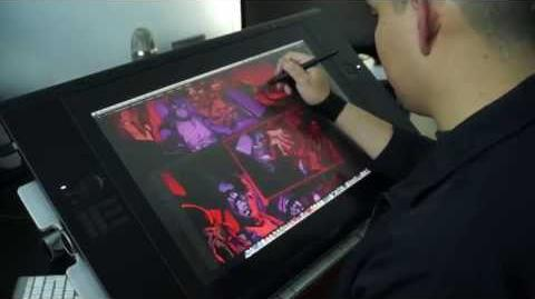 All-New X-Men 11 Coloring 101 with Marte Gracia - Marvel AR