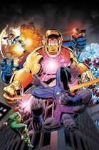 X-Men Blue Vol 1 3 Textless