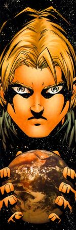 Exiles Vol 1 81 page 13 Franklin Richards (Earth-616)