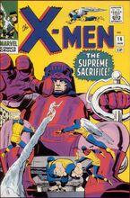 Uncanny X-Men 16